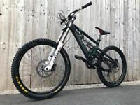 Morewood Shova LT full Suspension Enduro/Downhill Bike, HIGH SPEC, UPGRADED, SLX, HOPE