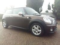 2010 Mini One Hatch (Pepper) 1.6 petrol