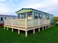 Static caravan Turnberry Holiday Park