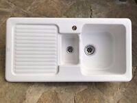 Villeroy & Boch 1.5 ceramic sink