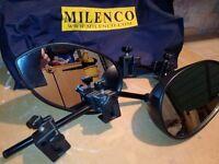 Milenco Aero Towing Mirrors and Bag