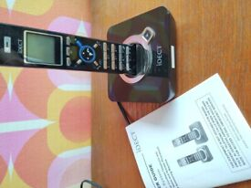 FREE iDect Cordless Telephone and answering machine