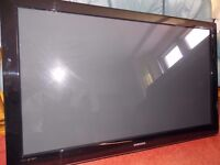 "Samsung TV 50"" PS50A556 Full HD (FOR SPARE AND REPAIRS) NO STAND !"