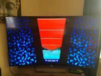 Sony bravia 65 inch tv 4k smart 3d curved