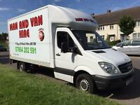 Man and van house flat office removals service we available all day everyday