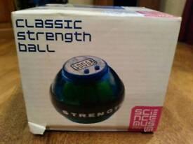Strength tester ball (NEW)