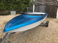 Phantom 16ft speed boat