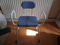 Perching Stool for elderly & disabled