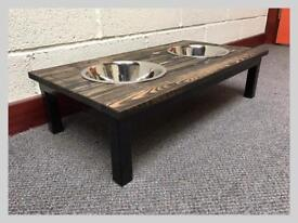 Dog stand/pets/bowls/dogs
