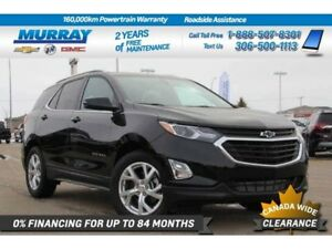 2018 Chevrolet Equinox LT 2.0T AWD*REMOTE START,POWER SUNROOF,HE
