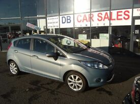 2009 58 FORD FIESTA 1.2 ZETEC 5D 81 BHP***GAURANTEED FINANCE***PART EX WELCOME