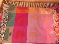 zara home children blanket