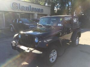 2016 Jeep Wrangler BRAND NEW, A/C, 6 SPEED