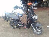 Peugeot eeyseo 125cc