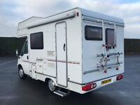 2004 Peugeot Elddis Sunseeker 100 Motorhome 2.0 HDI PAS
