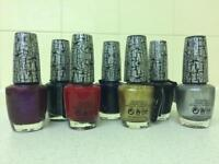 Navy Shatter Nail Polish by OPI BRAND NEW Nail Art