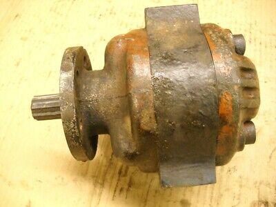 Allis Chalmers Hd6 Bull Dozer Hydraulic Pump.