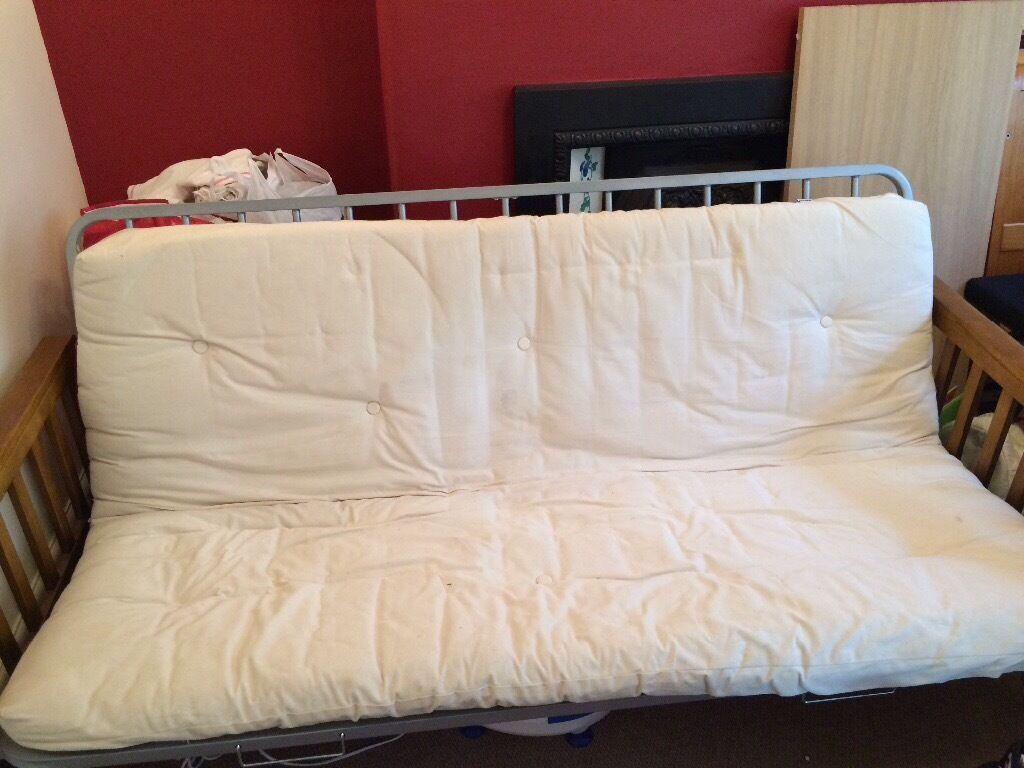 Futon sofa bed double size