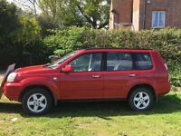 Nissan X.TRAIL 81,000 miles from new fully loaded top of the range.