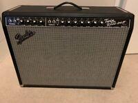 Fender 65 Twin Reverb Valve Guitar Amplifier