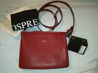 BRAND NEW, OSPREYS, CROSS BODY BAG, LABEL PRICE TICKET STILL ATTACHED,