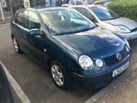 Volkswagen VW Polo 1.4 Automatic px Fiat 500 Astra Corsa Golf Aygo low miles cheap