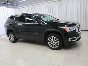2017 Gmc Acadia SLE-2 AWD- 7 PASS. BACKUP CAMERA, APPLE CARPLAY,