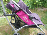 mamas and papas swirl pushchair buggy