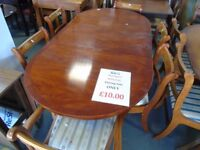 Selection of Dining Tables with 6 Chairs - Special Offer