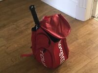 BRAND NEW WILSON TOUR TENNIS BAG - TAG STILL ATTACHED!