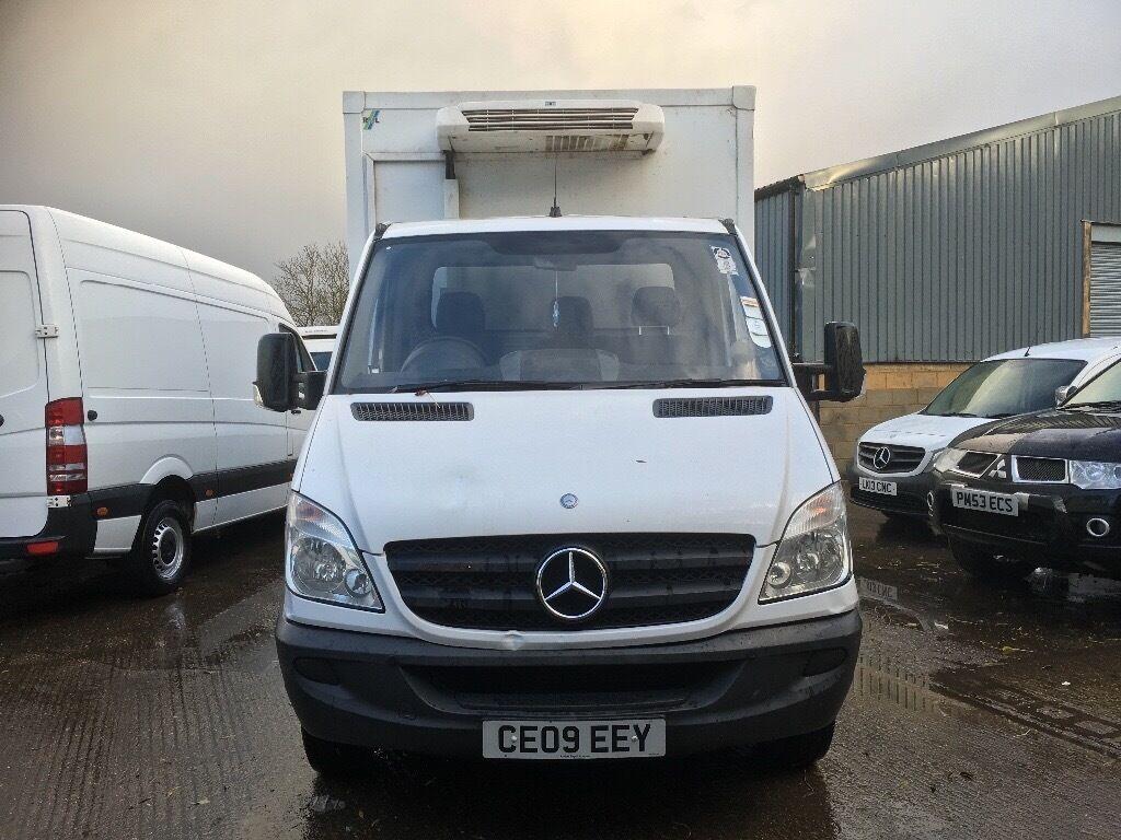Mercedes Sprinter 511 Box Fridge Van 5