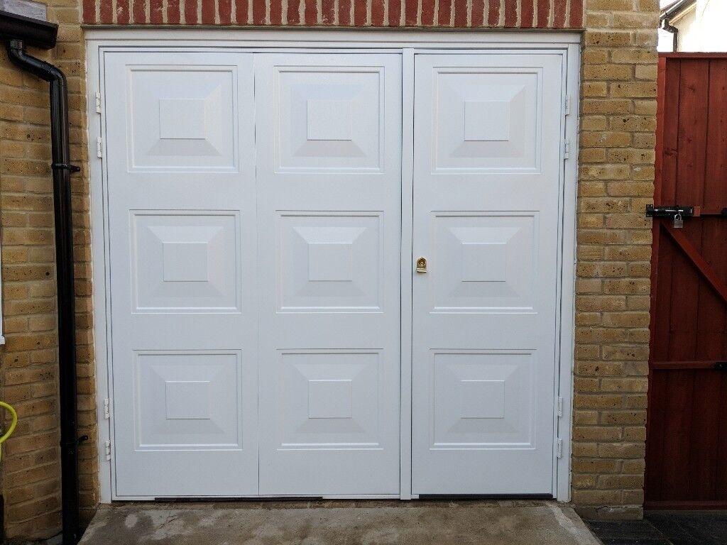Deposit Taken Novoferm 7 X7 Side Hinged Garage Door Frame