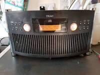 Teac dab/fm and CD player