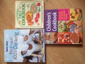 Children's Cook Books