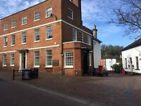 2 Newly refurbished office suites in Godalming - 62.2 SqM & 48.3 SqM