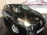 RENAULT CLIO 1.5 dCi ENERGY Expression + 5dr (start/stop) (black) 2013