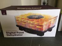 Digital dehydrator