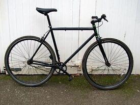 Single speed / fixie bike - SE Draft - 2013 - 55cm frame size