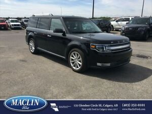 2016 Ford Flex Limited, Leather, Backup Cam, Remote Engine Start