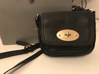 Mulberry Target Black small bag