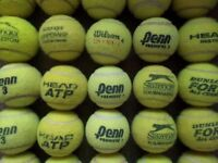 Tennis Balls - PERFECT FOR PRACTICE OR YOUR DOG! - Very Good Condition
