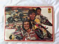 Barry Sheene/ ITV World of Sport memorabillia