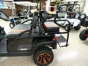 2012 club car Precedent ELECTRIC GOLF CART  BRAND NEW BATTERIES Belleville Belleville Area image 9