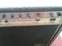 H H 100 WATT Guitar Combo 1970,s WICKED SOUND