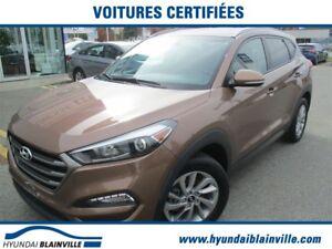 2016 Hyundai Tucson Premium AWD, DÉMAR DISTANCE,MAGS, BLUETOOTH
