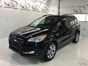 2014 Ford Escape SE / 4X4 / LEATHER / BACK UP CAMERA