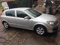 Vauxhall astra active 1.4 petrol 2006