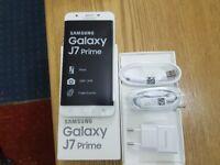 Samsung Galaxy J7 PRIME 32GB gold Dual Sim Unlocked smartphone