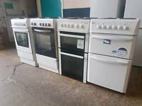 Large selection of freestanding electric cookers in stock