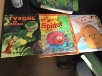 3 classic early leaning, learn to read books for sale in Cardiff.